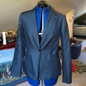 Mossimo dark blue professional jacket size 4
